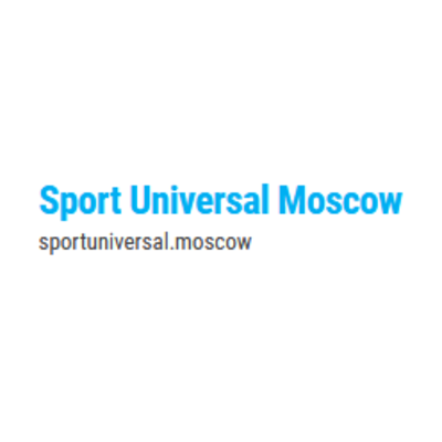 Sport Universal Moscow